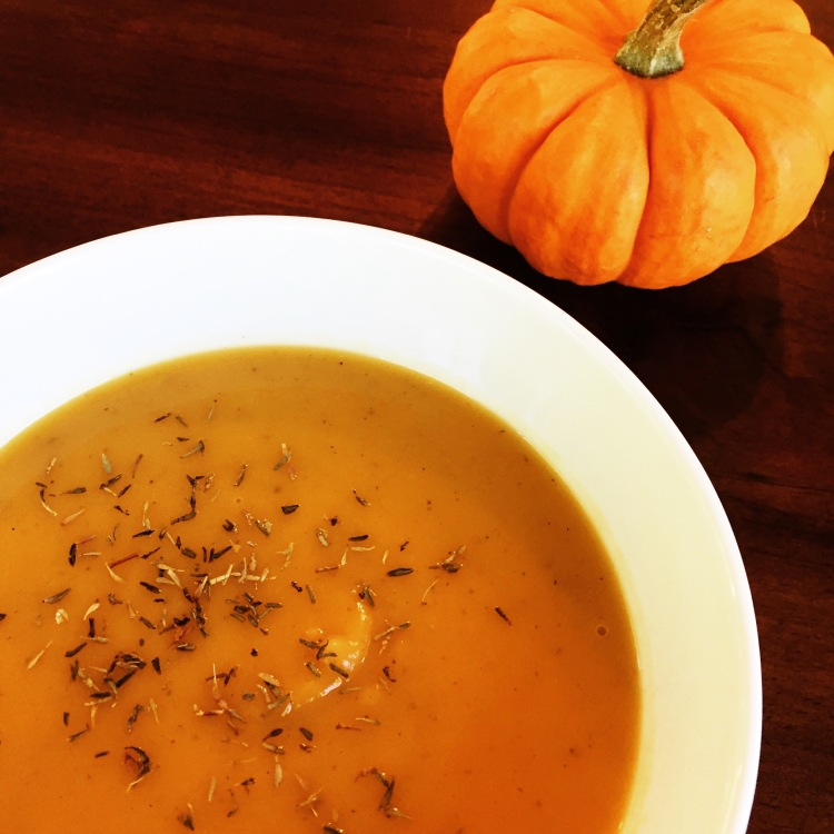 butterut squash soup recipe