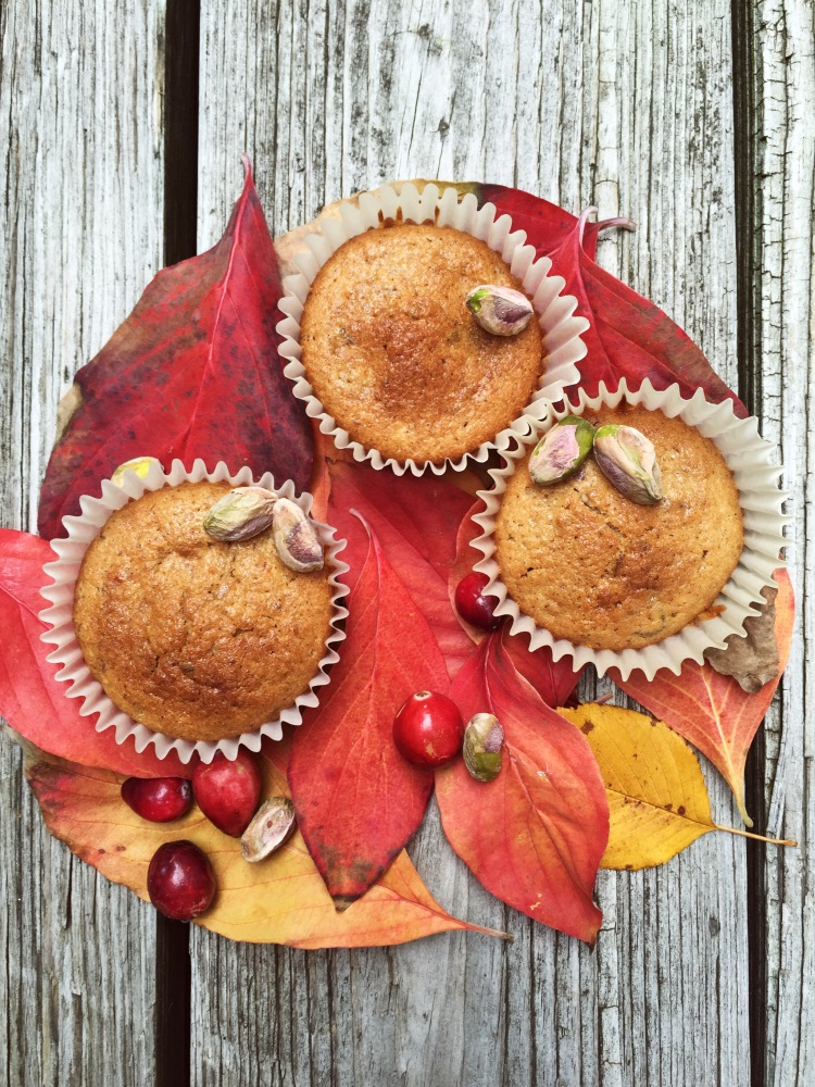 muffins with a twist
